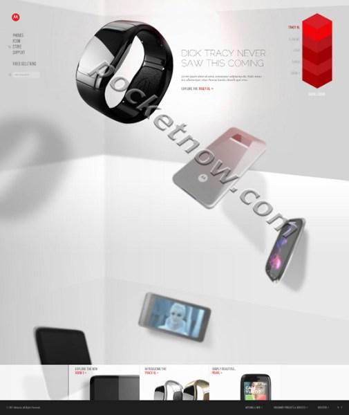 Motorola Mobility Redesign