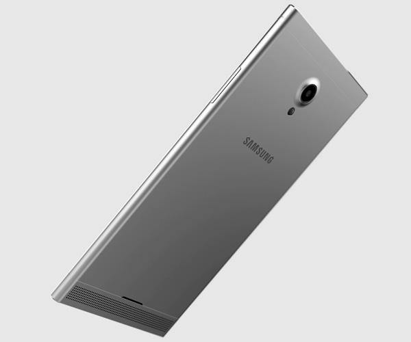 Metal Galaxy S6 concept.