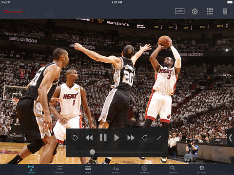 The SlingPlayer iPad app costs $15.