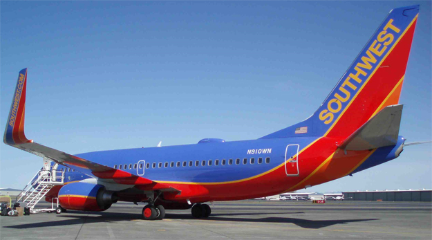 Southwest Airlines plans to offer Row 44 in-flight entertainment via Wi-Fi later this year