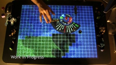 tabletop gaming on microsoft surface