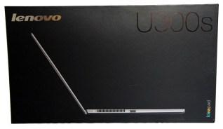 Lenovo IdeaPad U300s Ultrabook Box