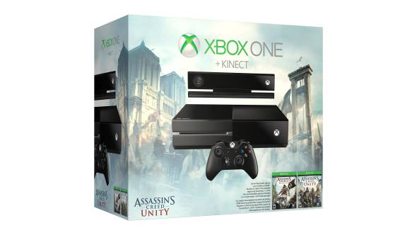 unity xbox one bundle