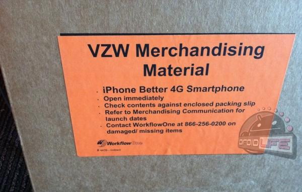 4G Verizon iPhone?
