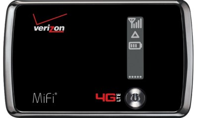 Verizon Wireless Mobile Hotspot MiFi 4510L