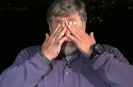 Steve Wozniak tearfully remembers Steve Jobs