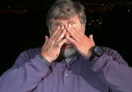 Steve Wozniak tearfully remembers Steve Jobs