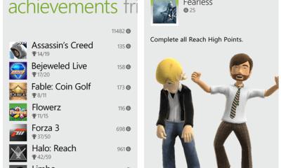 Xbox Live Improvements Coming in Mango