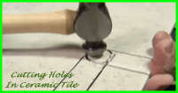 Solve The Problem Of Cutting Tile At Door Casings - Gotta ...