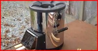 Freedom outdoor wood stove