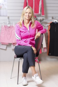Image of Daily Sports CEO Ulrika Skoghag