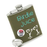 Image of birdie juice flask