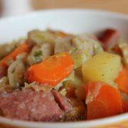 Image of mulligan stew
