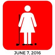 Image of Women's Golf Day logo