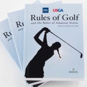 Image of Rules of Golf book