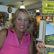 Image of Susan Fornoff with Confessions of a Golf Slut