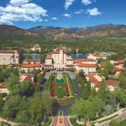 Image of the Broadmoor resort