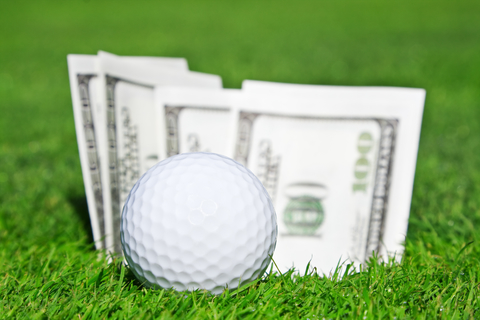image of golf wager
