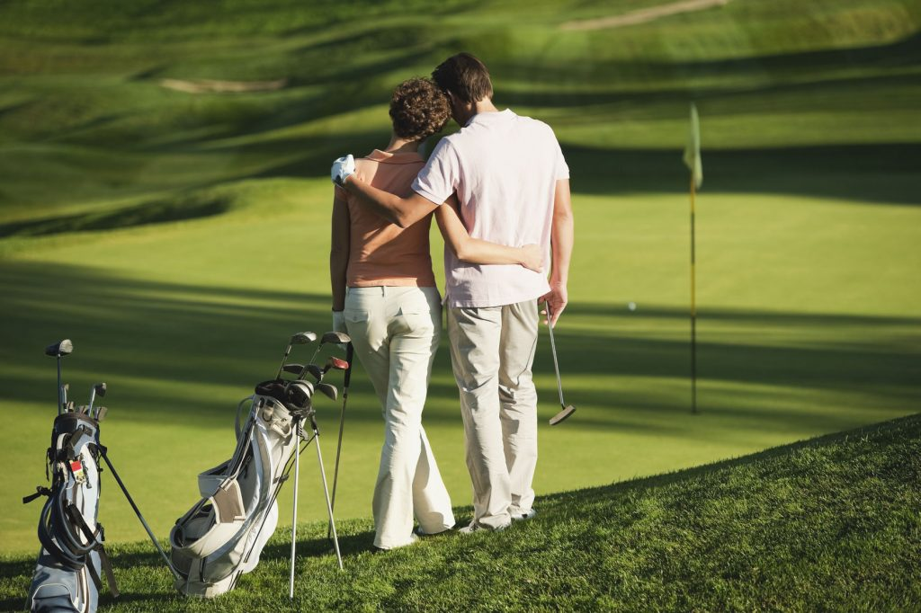 Dating a golfer free dating site in trinidad and tobago