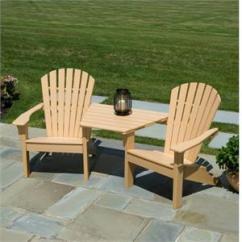 Tete A Chair Outdoor Foam Folding Bed Ikea Sale Seaside Casual Adirondack 031 Gotta Have It Inc Harvest Yellow