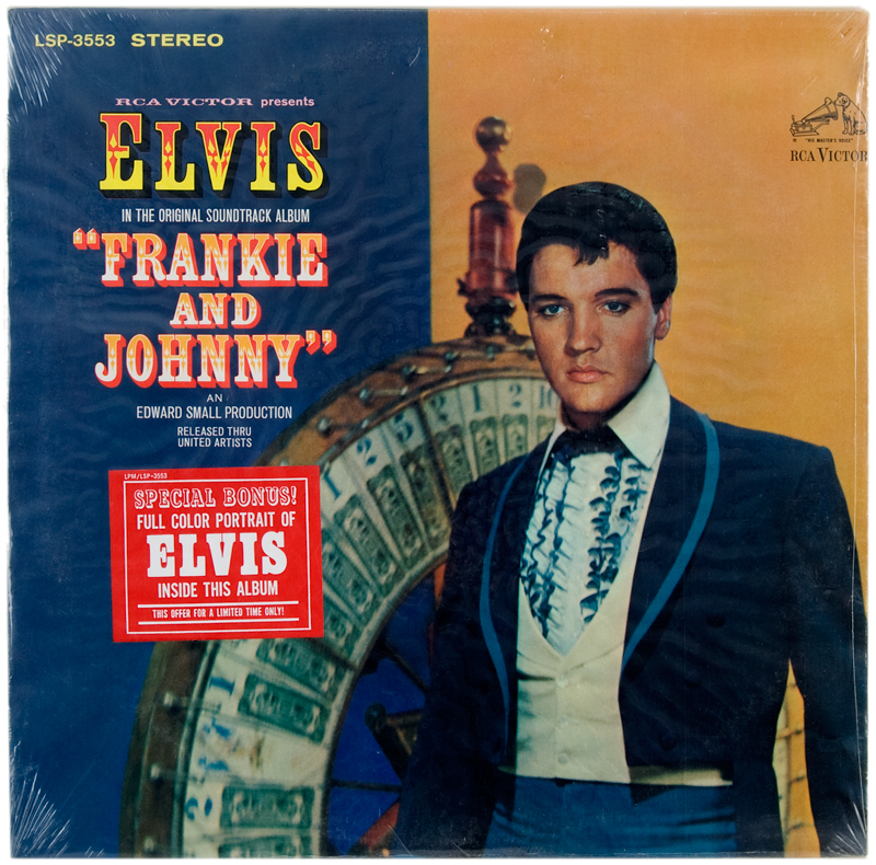 Image result for elvis frankie and johnny soundtrack