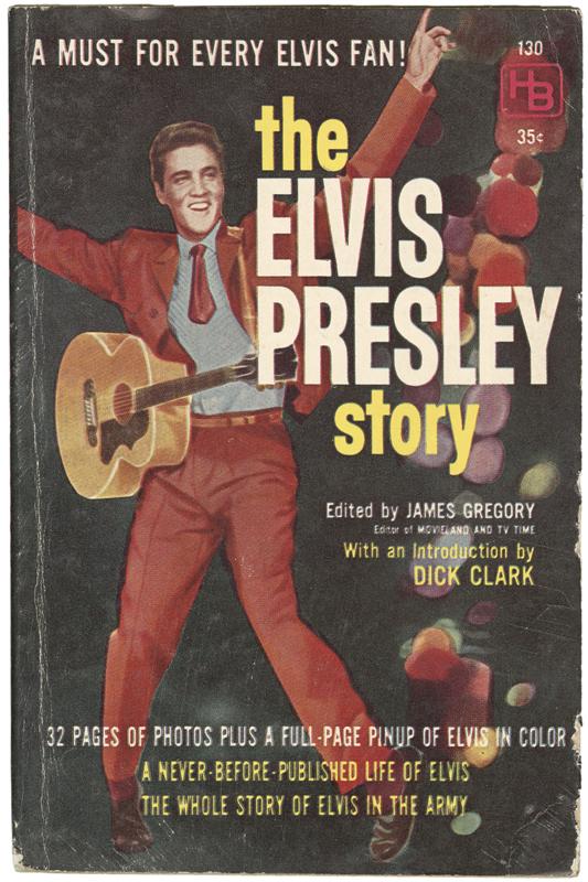 Image result for the elvis presley story paperback