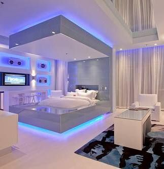 Cool Bedroom Ideas In Bloxburg - Wires & Decors