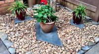 How To Build A Simple DIY Rock Garden Landscape Feature