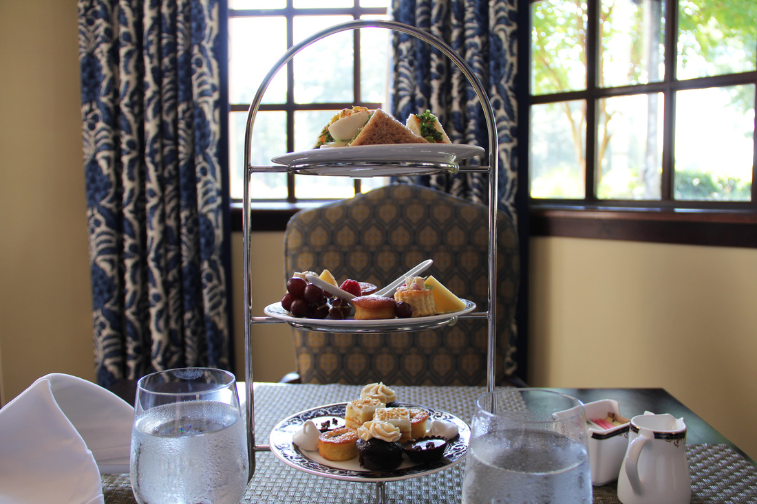 Afternoon Tea At Fairview Dining Room