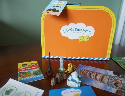 Early Explorers Landmarks Box