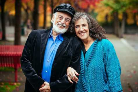 John Gottman and Julie Gottman