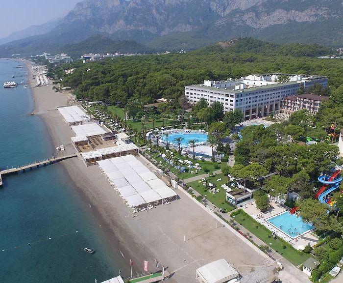 5 Star Hotels In Turkish Riviera