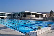 Complexe aquatique à Louviers - Goudenege architectes