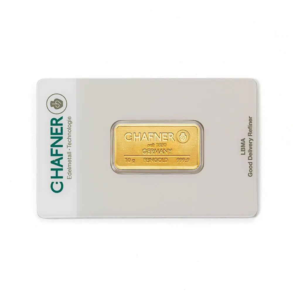 C.Hafner 10 gram