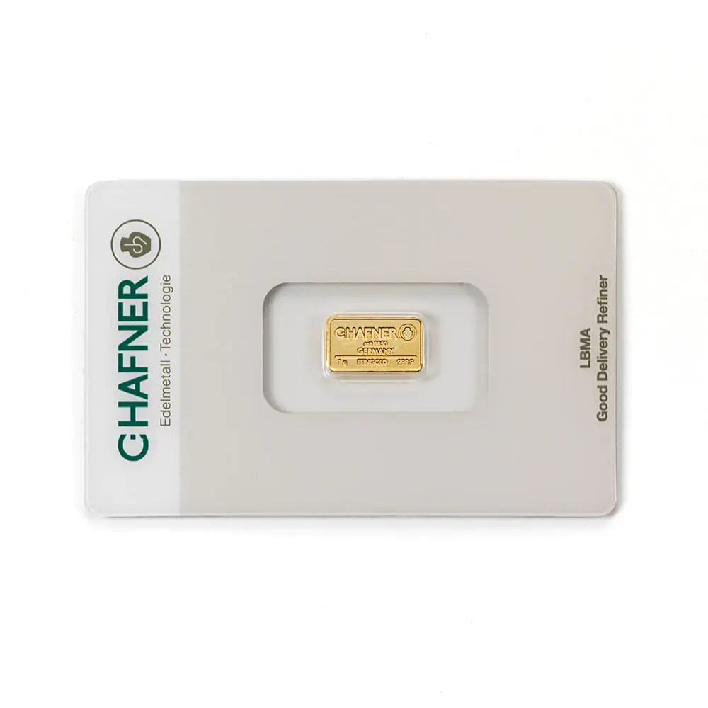 C.Hafner 1 gram