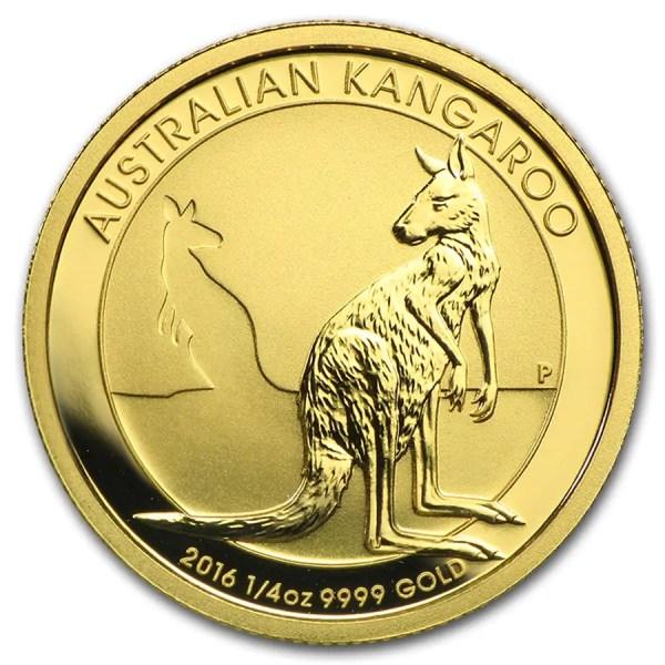 Kangaroo 1/4 troy ounce gouden munt