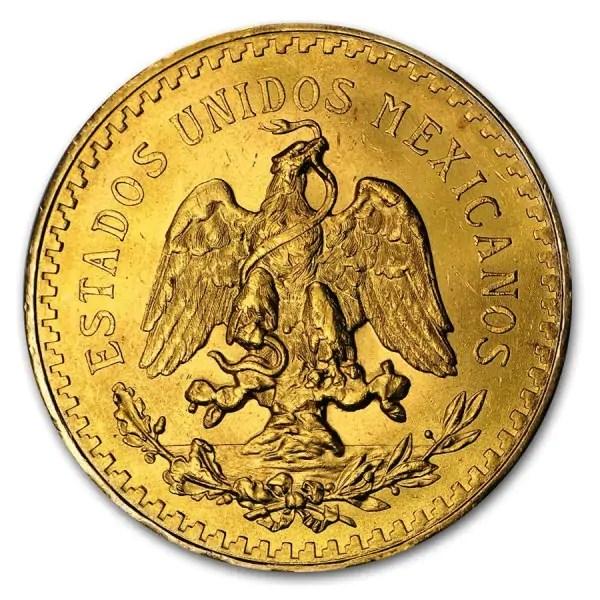 Mexican 50 gouden Peso