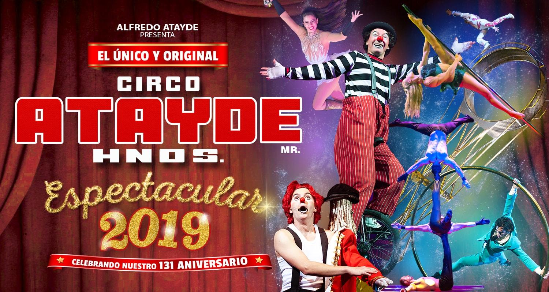 Resultado de imagen para atayde circo