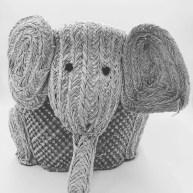 décoration éléphant