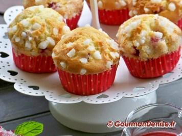 Mini muffin a la grenade