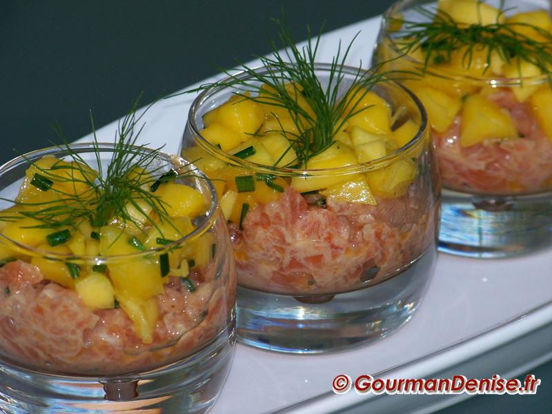 Tartare-mangue-saumon