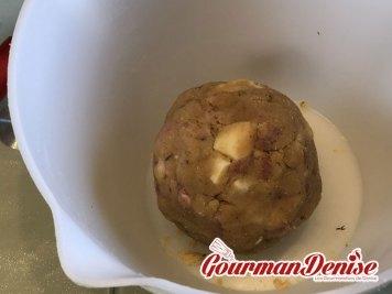 Cookies farine pain