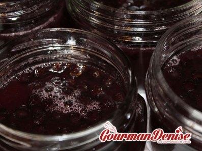 Gelée de vin au cassis
