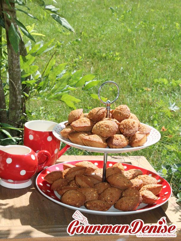 madeleines-pralinées