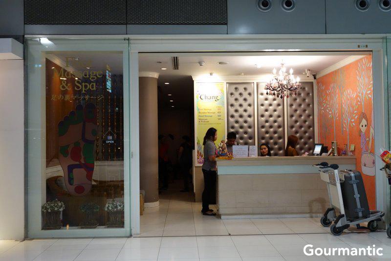 What to Do at Bangkok Airport  Gourmantic