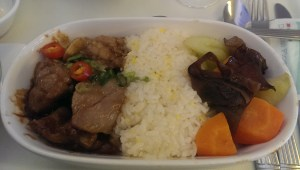 CATERING EVA AIR