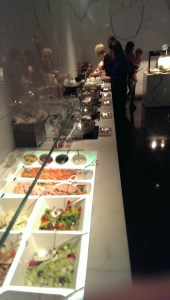 Buffet Wings First Class Lounge, Hong Kong