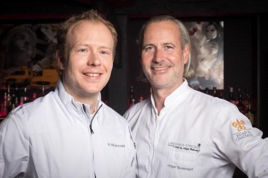 Landhaus Stricker: Philip Ruemmele und Holger Bodendorf
