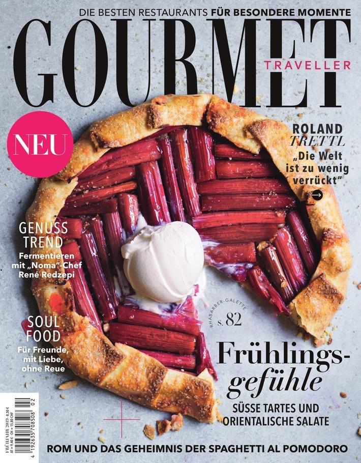 GOURMET TRAVELLER Magazin