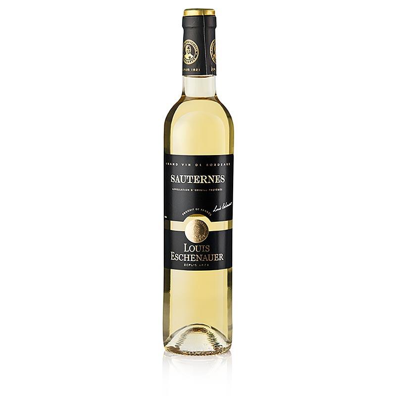 2017 Sauternes. Bordeaux. sweet. 13% vol.. Louis Eschenauer. 500 ml. bottle